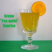 Green-Tea-quila-Sunrise